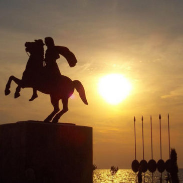 Σαν σήμερα, 10 Ιουνίου 323 π.χ. Ο Θάνατος Του Μεγαλύτερου Έλληνα.
