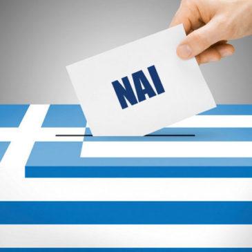 Δημοψήφισμα: Πως και τι θα ψηφίσει ο Νεοέλληνας. (Video)