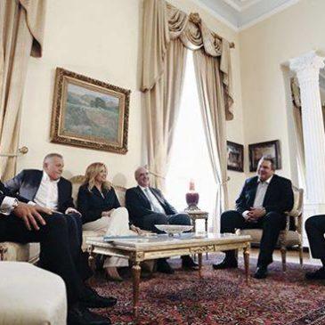 """Η """"Ελληνική"""" πολιτική πραγματικότητα, μια εικόνα χίλιες λέξεις."""
