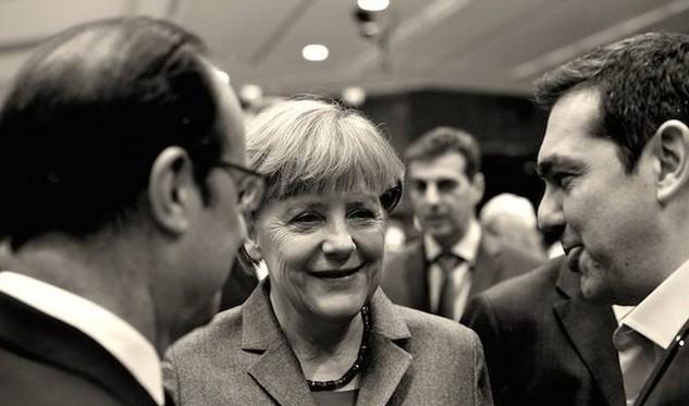 Tsipras Merkel Olan