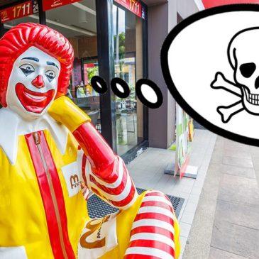 Βρέθηκε Ανθρώπινο Παιδικό Κρέας στα Εργοστάσια των McDonald's…(Video)