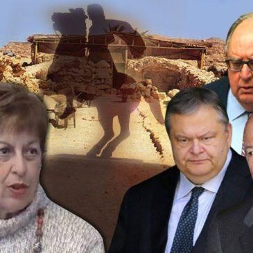 """Λιάνα Σουβαλτζή:  """"Οι Εβραίοι ο Σημίτης και ο Πάγκαλος με εμπόδισαν να αποκαλύψω το τάφο του Μεγάλου Αλεξάνδρου"""" (Video)"""