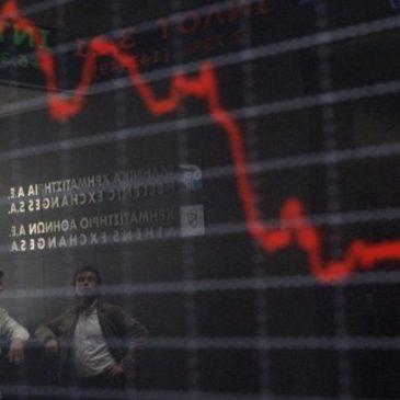 Ξεκίνησε η καταρεύση του Τραπεζικού συστήματος…Με απώλειες 22,87% ξεκίνησε ο γενικός Δείκτης !!!