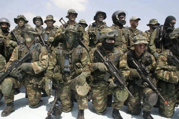 Ελληνικός Στρατός στην Συρία
