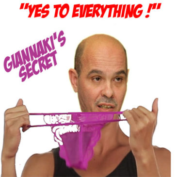 "Giannaki's Secret – ""Yes to Everything !"""
